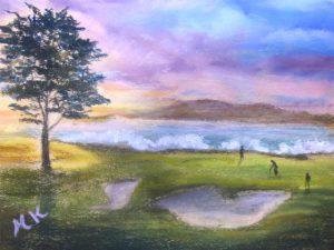 michelle-golf